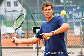Maxim Sosnovski bringt seit 25 Jahren den Ettenheimern das Tennisspielen bei - Ettenheim - Badische Zeitung