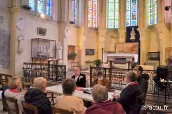 À Dieppe, la chapelle Notre-Dame de Bonsecours bientôt repeinte - actu.fr