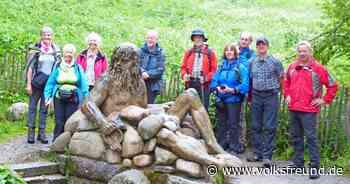 Freizeit : Eifelverein Daun unterwegs auf dem Westweg im Schwarzwald - Trierischer Volksfreund