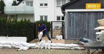 Nach Hochwasser in Karlsbad: So geht es den Bürgern - BNN - Badische Neueste Nachrichten