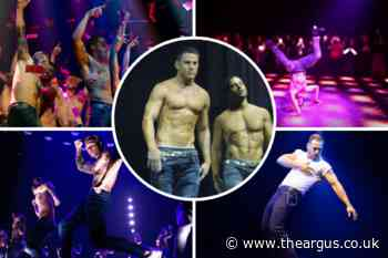 Channing Tatum's Magic Mike tour set to come to Brighton - The Argus