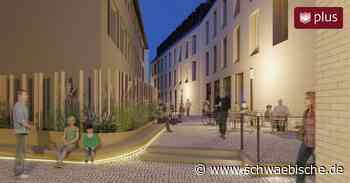 Neue Pläne für den Außenbereich der Volksbankhöfe in Ehingen - Schwäbische