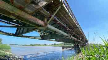 Friesenbrücke bei Weener: Offizieller Baustart am Freitag ist abgesagt - noz.de - Neue Osnabrücker Zeitung