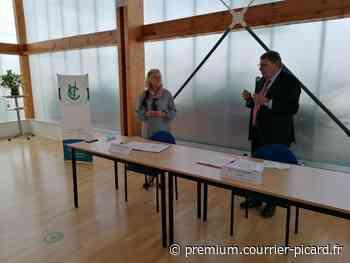 Lancement de la construction d'un lycée officialisé à Chaumont-en-Vexin - Courrier picard