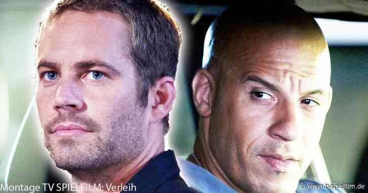 Fast & Furious 9: Vin Diesel verrät Paul Walkers Vermächtnis in seinem Leben - TV Spielfilm
