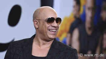"""""""Fast and Furious""""-Star Vin Diesel hat ein super sanftes Papa-Herz - RTL Online"""