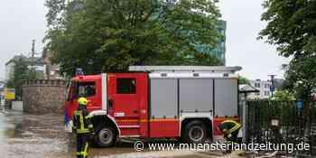 Mehr als 300 Rettungskräfte aus dem Kreis Borken helfen in Hochwasser-Gebieten | Raesfeld - Münsterland Zeitung