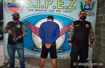 Detenido uno de los homicidas más buscados en el Zulia - Diario El Siglo