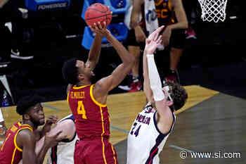 Report: Houston Rockets Having 'Internal Debate' about USC Hooper Evan Mobley - Sports Illustrated