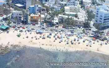 Salvavidas rescatan a tres turistas en playas Cerritos 3 - El Sol de Mazatlán