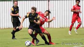 Letzter Test vor dem Ligastart: SV Meppen spielt 3:3 in Almere - NOZ