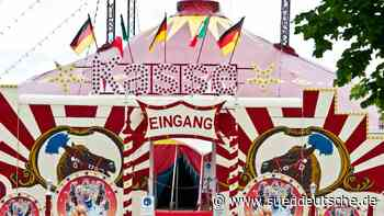 Vaterstetten: Manege frei für den Circus Feraro - Süddeutsche Zeitung