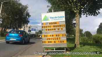 Boulogne-sur-Mer : Travaux en cours près de l'hôpital de Boulogne - La Semaine dans le Boulonnais
