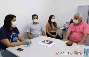 Governo de Itabaiana discute uso de aplicativo para agendar vacinação contra a Covid - 93Notícias