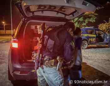 Itabaiana/SE: PRF detém motorista flagrado duas vezes no mesmo ano pelo crime de embriaguez - 93Notícias