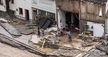 Sinzig: In Behinderteneinrichtung sterben neun Bewohner bei Unwetter-Katastrophe - Berliner Zeitung