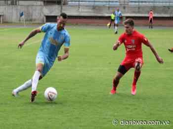 Deportivo Petare y Dynamo Puerto La Cruz igualaron a un gol partido de la Futve 2 - Diario Vea