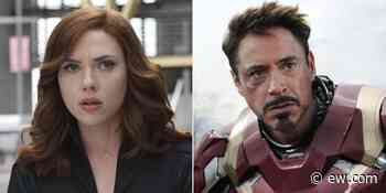 'Black Widow' writer confirms there was a Robert Downey Jr. cameo in earlier script - EW.com