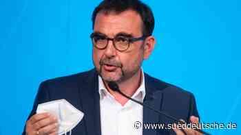 Bayerns Gesundheitsminister für nationale Gesundheitsbehörde - Süddeutsche Zeitung