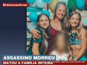 Menina de 9 anos que sobreviveu a massacre em Caraguatatuba receberá alta - Band Jornalismo