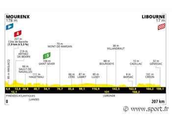 Tour de France : 19e étape entre Mourenx et Libourne en direct vidéo - Sport.fr