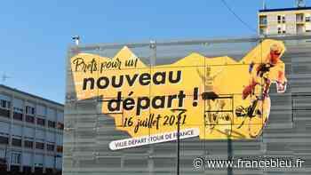 À Mourenx, on se prépare à accueillir le Tour de France le 16 juillet 2021 - France Bleu