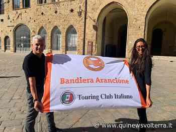 Bandiera Arancione, conferma per 6 borghi pisani - Qui News Volterra