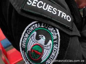 Rescatan a tres secuestrados en Cagua | Últimas Noticias - Últimas Noticias