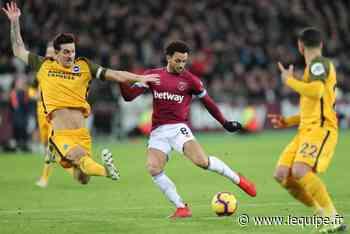 Transferts : Felipe Anderson quitte West Ham et retourne à la Lazio - L'Équipe.fr