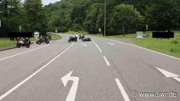 Viele Motorradunfälle in Rheinland-Pfalz am Wochenende - SWR