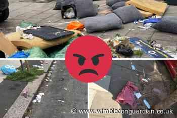 Merton and Veolia respond to rubbish complaints - Wimbledon Guardian