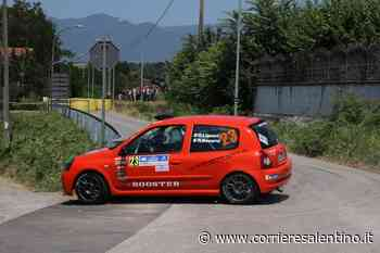 La Casarano Rally Team in forte evidenza al Rally del Matese: Liquori è quarto assoluto, Pisacane settimo - Corriere Salentino