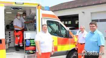 BRK-Kreisverband Tirschenreuth: Vom Rettungsassistenten zum Notfallsanitäter - Onetz.de