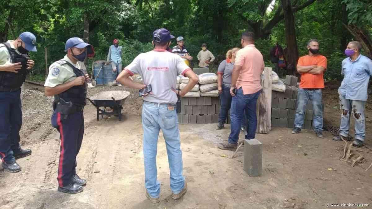 Inicia reactivación del pozo profundo San José Obrero para consumo de agua potable - El Universal (Venezuela)