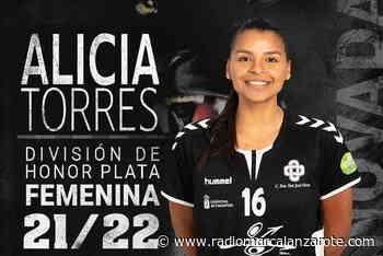 Alicia Torres renueva con el CB San José Obrero - Radio Marca Lanzarote