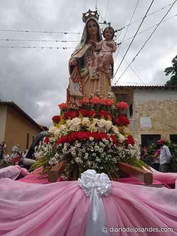 Monte Carmelo, el pueblo de La Virgen del Carmen - Diario de Los Andes