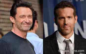 Hugh Jackman reacts to Ryan Reynolds' unofficial MCU debut as Deadpool - NME
