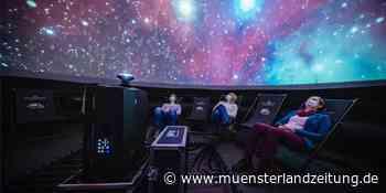 Pop-Up-Planetarium Anfang August zu Gast in Stadtlohn | Stadtlohn - Münsterland Zeitung