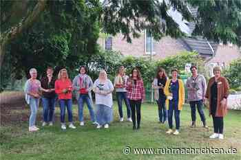 Ehrenamtliche Begleiterinnen unterstützen Menschen am Lebensende | Stadtlohn - Ruhr Nachrichten