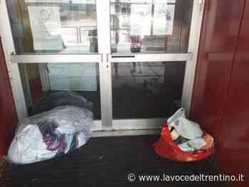 A Povo confondono la solidarietà con l'immondizia - la VOCE del TRENTINO