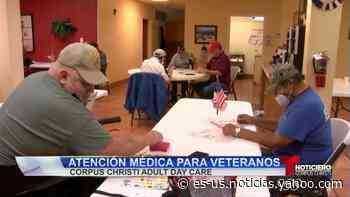 Corpus Christi Adult Day Care abre nuevamente, dando a veteranos un lugar para acudir servicios médicos y amistad - Yahoo Noticias