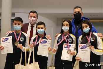 Yvelines. Le club de taekwondo Poissy veut « dominer le Championnat de France » - actu.fr