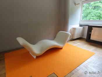 Yvelines. Exposition : de drôles de sièges garnissent la Villa Savoye de Poissy - actu.fr