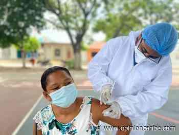 En Santa Ana, Magdalena, dan a inicio a la etapa 5 de vacunación - Opinion Caribe