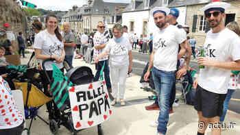 Lannion. Océane, l'oreillette discrète de Franck Bonnamour sur le Tour de France - actu.fr