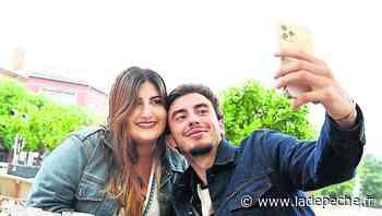 Albi : amoureux et gastronomes, Milan et Jessica cartonnent sur les réseaux sociaux - LaDepeche.fr