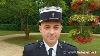 Gourdon. Le chef d'escadron Garraud va à Pontoise - ladepeche.fr