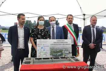 A Grugliasco la posa della prima pietra della Città delle Scienze: il campus ospiterà 10.000 studenti (FOTO e VIDEO) - Grugliasco24.it