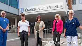 Weilheim/ Schongau: Aromapflege in Kliniken Weilheim und Schongau sehr beliebt - Merkur Online