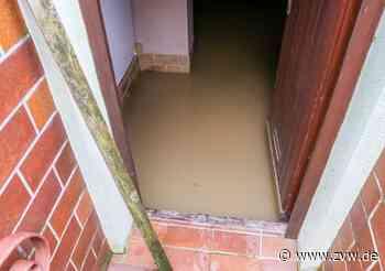 Viele Keller unter Wasser im Trappeler in Weinstadt-Endersbach - Weinstadt - Zeitungsverlag Waiblingen